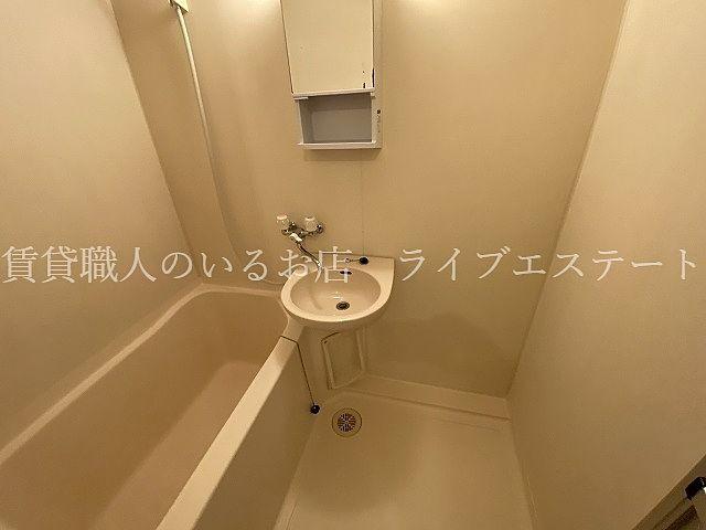 最近はシャワーで済まされる方も多いので、そこまでマイナスポイントではないかも