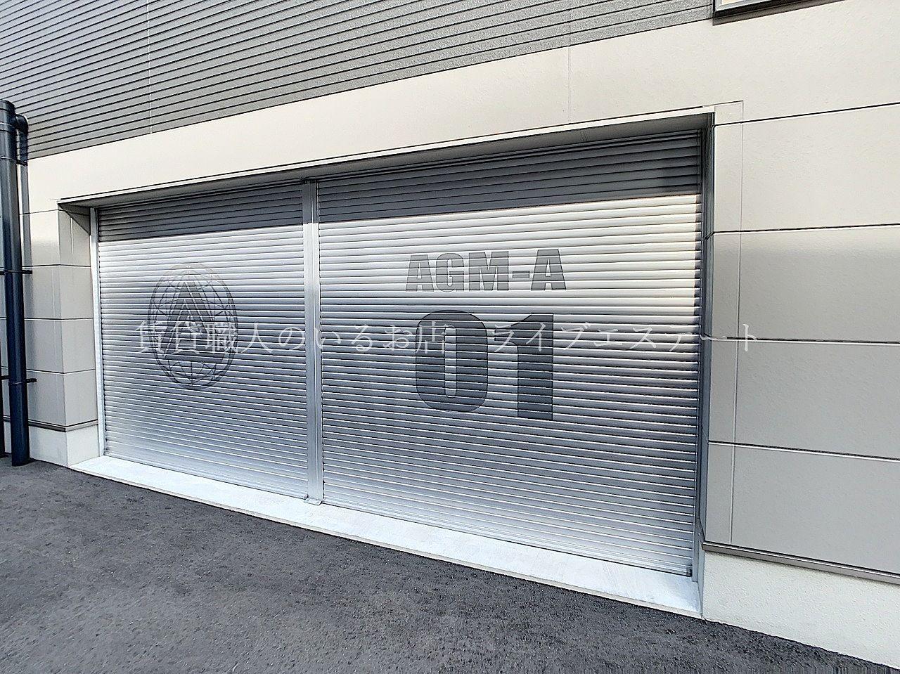 玄関内から、外に出ずに直接ガレージにアクセス可能