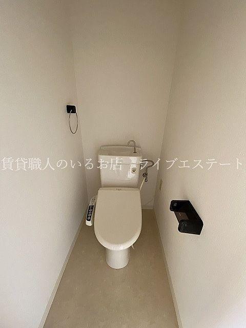 衛生的で、あってほしい設備ですよね