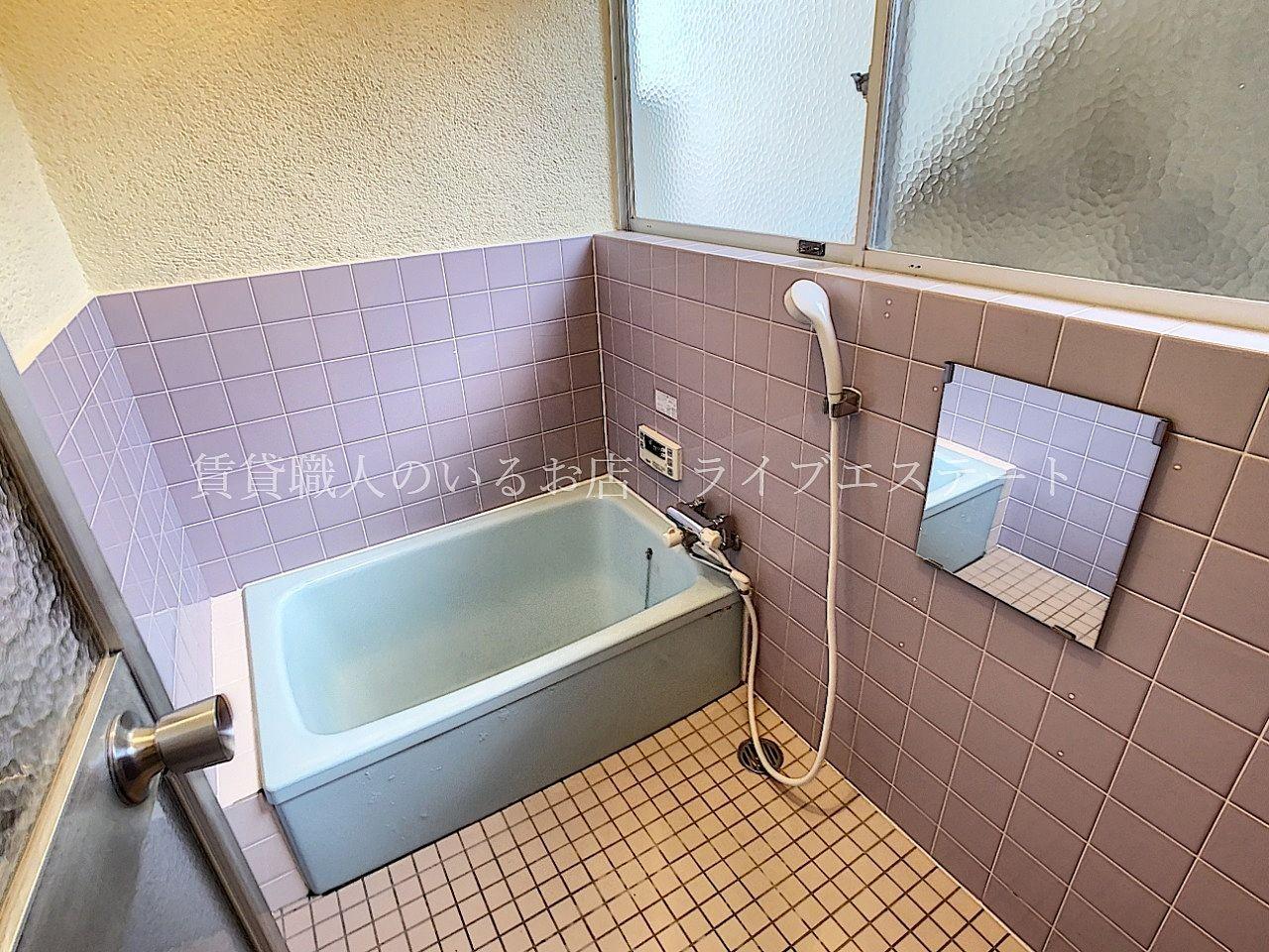追炊き機能付きです!すぐお湯がぬるくなる寒い季節もあったかいお風呂に入れます