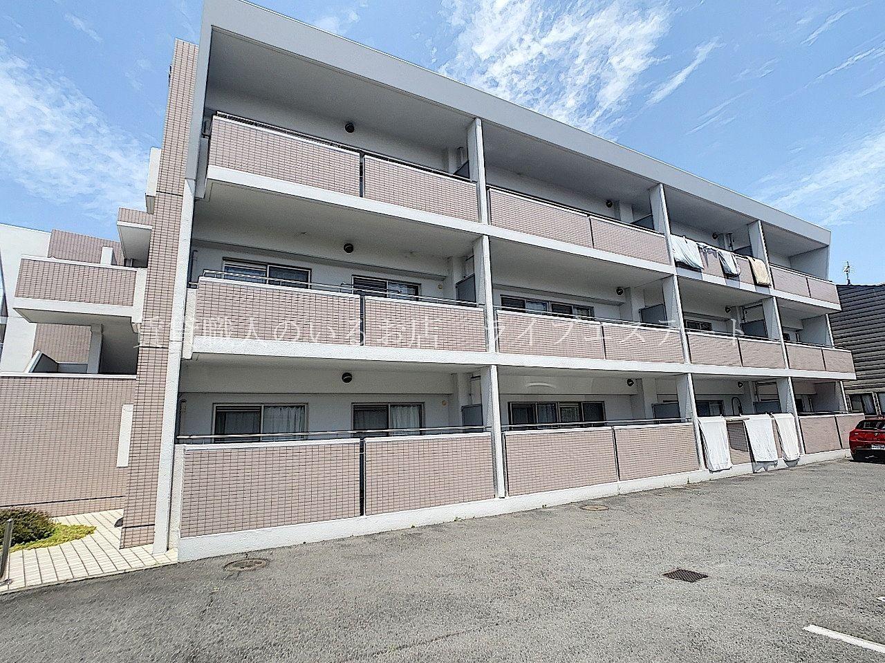 木太南小学校区 オートロックマンション3LDK
