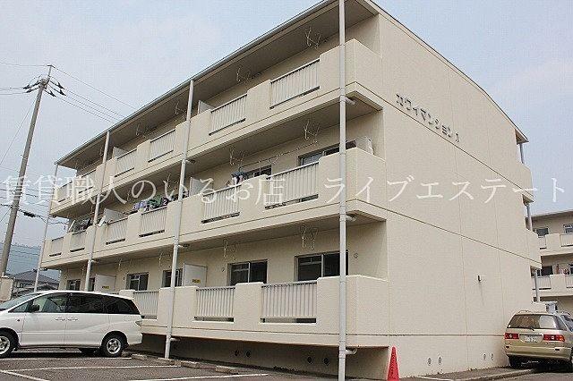 栗林小・桜町中校区のひろーい1SLDK