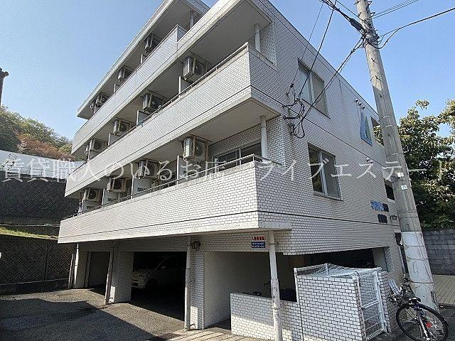 宮脇町の1Kマンション
