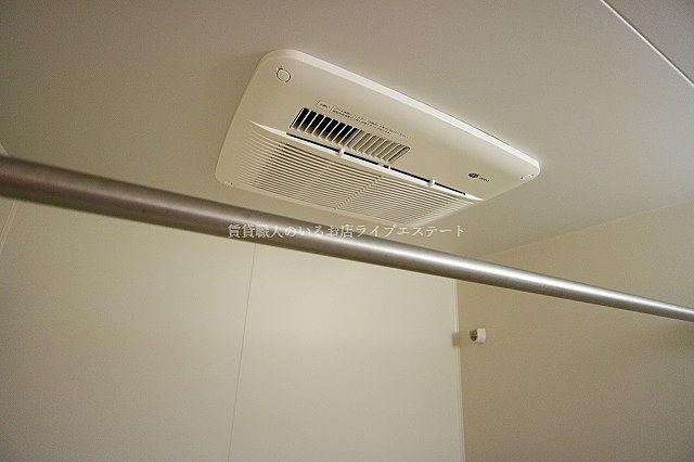 フォブールフォレストB205の浴室乾燥機です