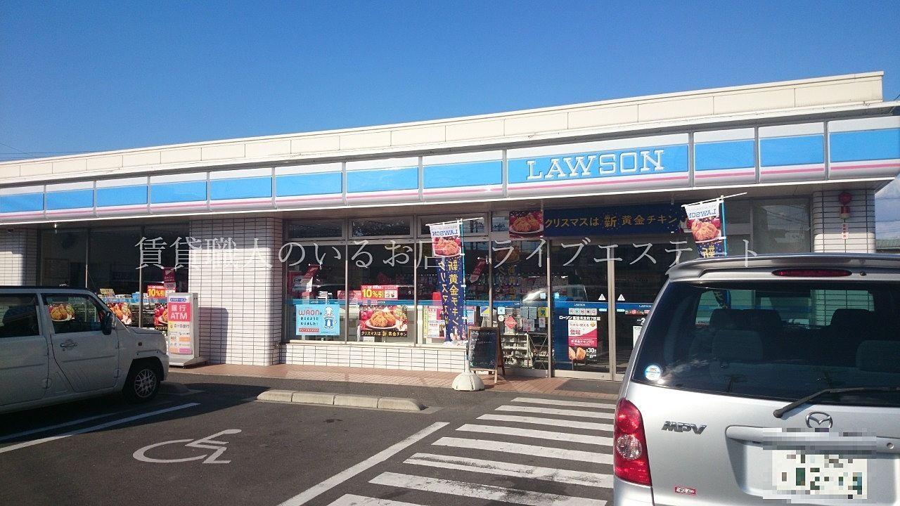 ローソン 高松木太町7区店 徒歩約5分 / 約390m