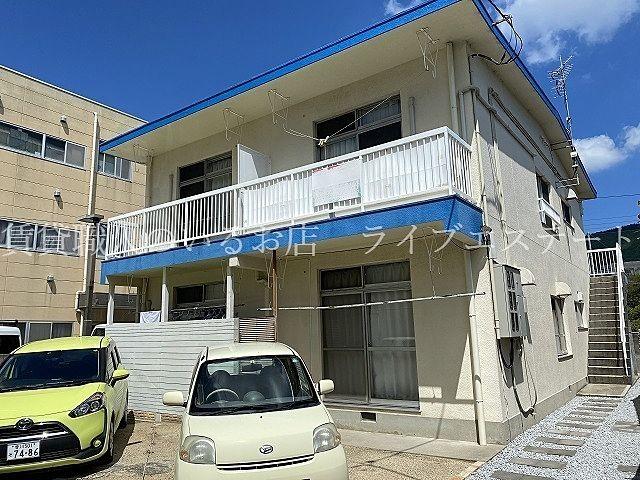 11号線近くの屋島西町。2階のお部屋です