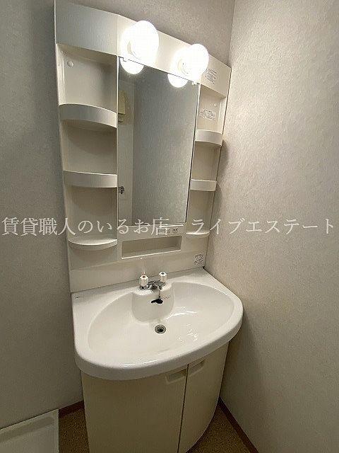 (同タイプ201号室の参考写真です)