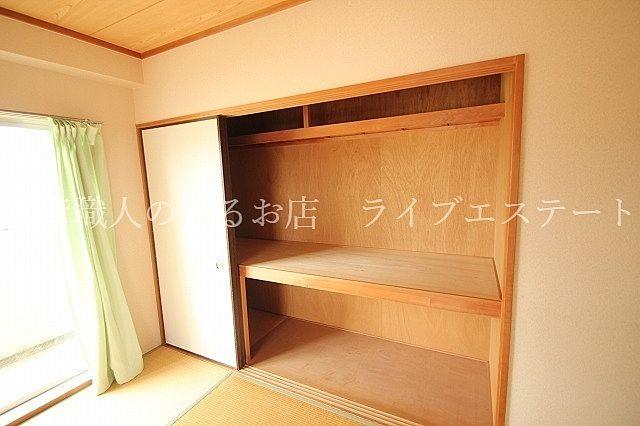 各お部屋をすっきりと使えます(同タイプ304号室の参考写真です)