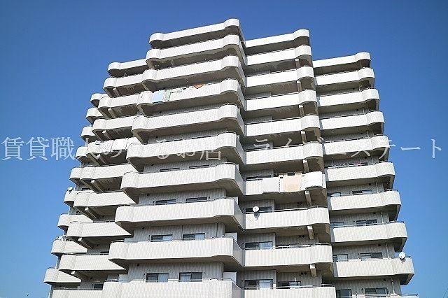 最上階11階南向きのお部屋です
