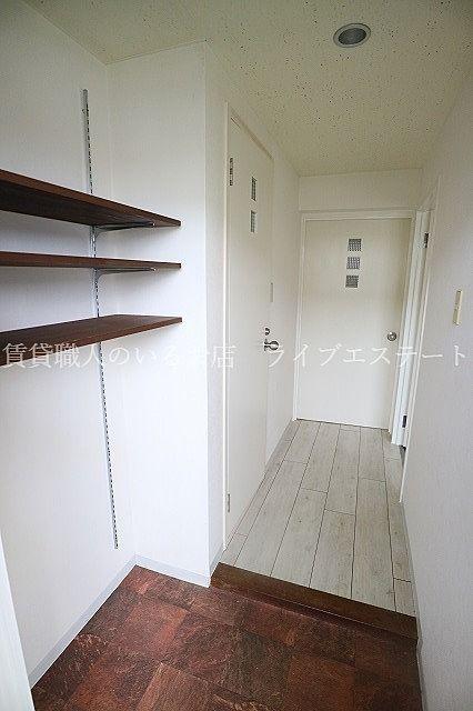 各居室のドアもかわいいんですよ