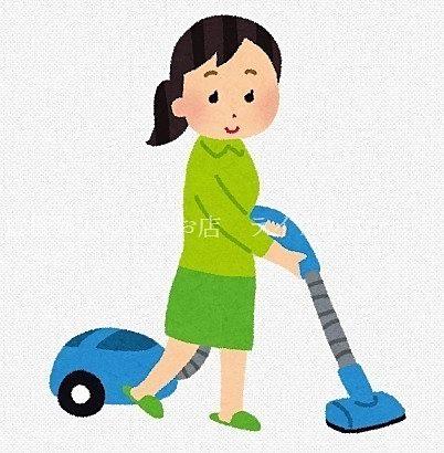 掃除機や洗濯など賃貸住宅でのマナーについてまとめてみました。