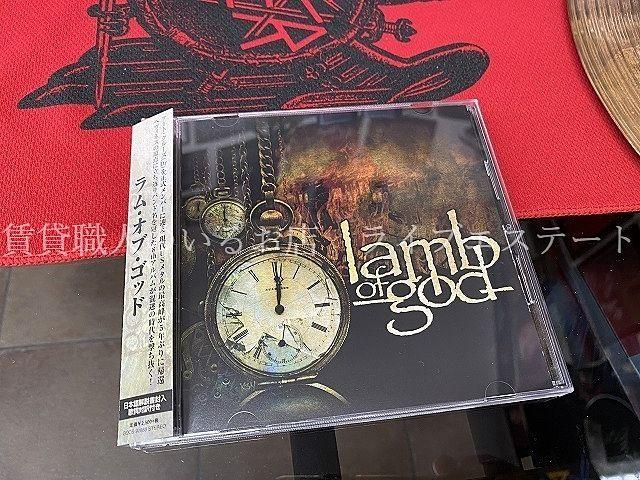号外「ロックでぽん」第809号^~^Lamb of God - Memento Mori