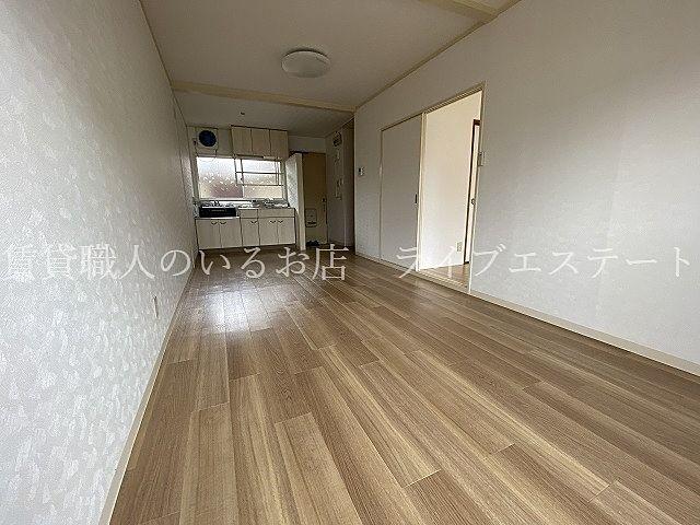 円座町で1LDKが賃料3.4万円。。+2千円で家電付きも(*´▽`*)