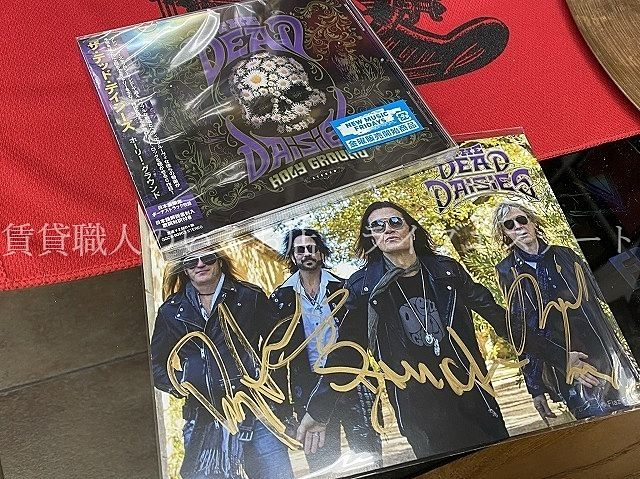 号外「ロックでぽん」第864号^~^The Dead Daisies - Holy Ground (Shake The Memory)