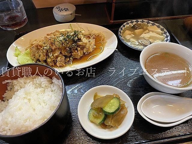 繁盛店の中華屋さん-高松市上林町-中華料理 楓林