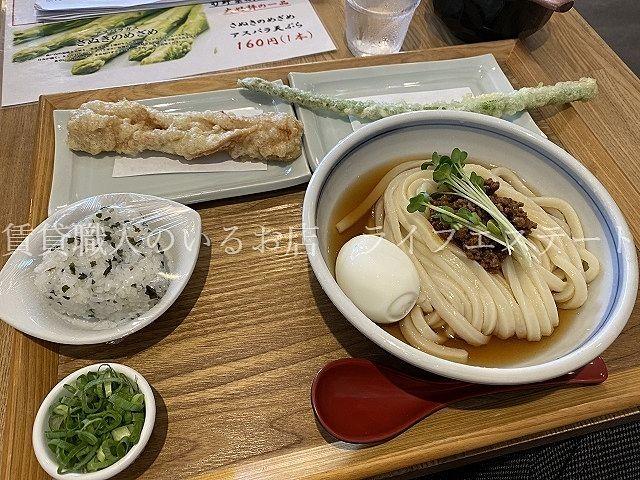 揚げたて天ぷらが美味しい-はやし家製麺所本店