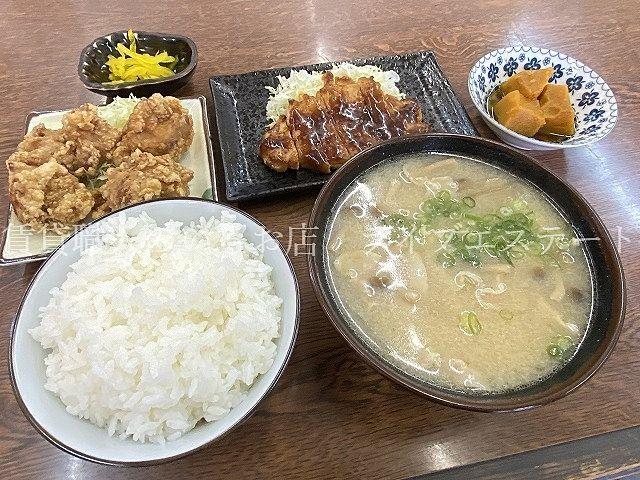お昼ご飯で繋がる友達の輪 高松市朝日町-めし・汁 富士屋食堂